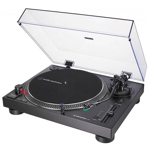 Проигрыватель винила Audio-Technica AT-LP120XUSBBK (Audio-Technica)