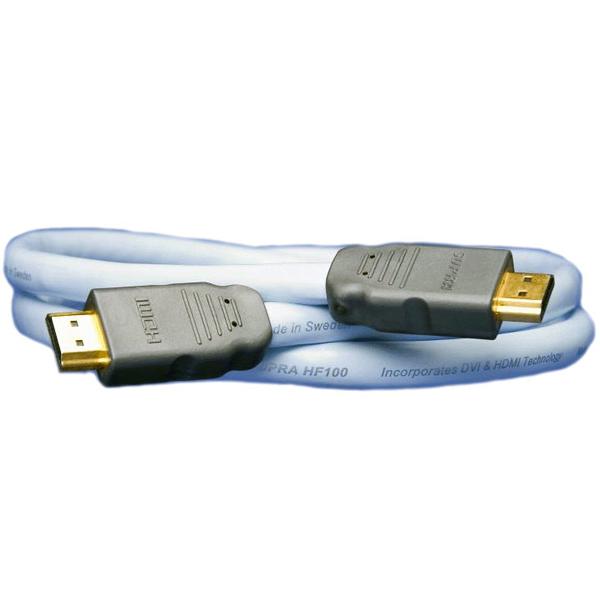 Кабель HDMI  Supra HDMI-HDMI (v2.0) HD A/V 15 M (Supra)