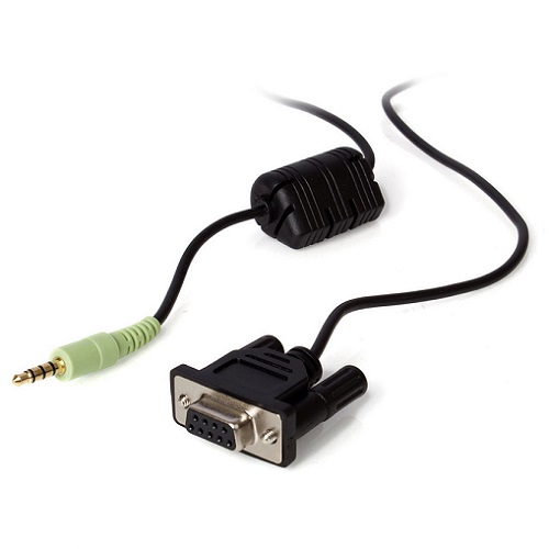 URC RS232F6 RS-232 Cable with FeMale DB-9