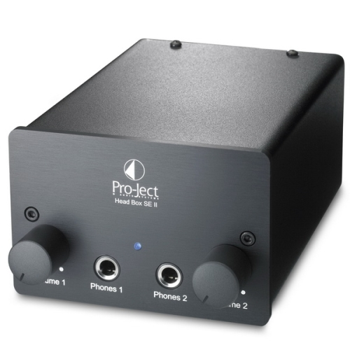 PRO-JECT Head Box SE II BLACK