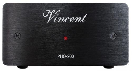 Фонокорректор Vincent PHO-200 Black (Vincent)
