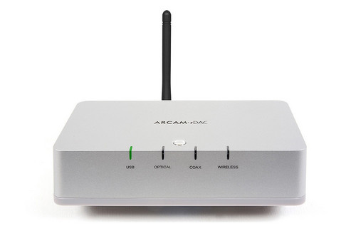 Arcam rDAC Wireless