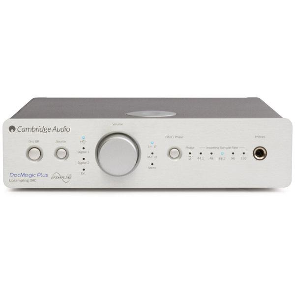 Cambridge Audio DacMagic Plus Silver