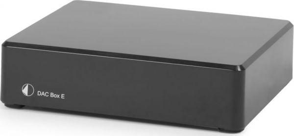 PRO-JECT DAC Box E (ЦАП) black/white