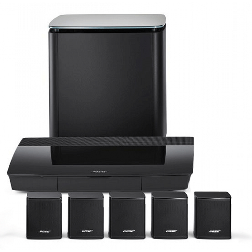 Домашний кинотеатр Bose Lifestyle 550 SYSTEM Black (BOSE)