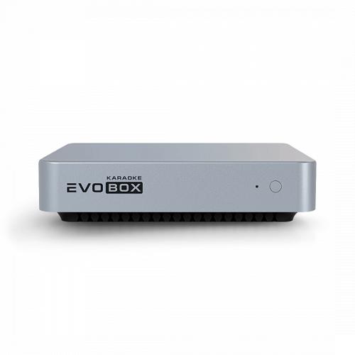 Караоке-система для дома EVOBOX Plus Silver